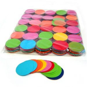 конфетти кружочки