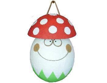 Пиньята «Яйцеголовый грибочек»