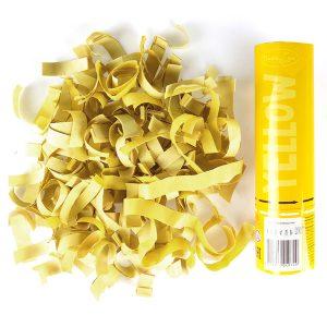 хлопушка-желтое-конфетти
