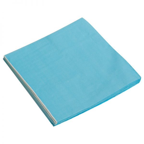голубые-салфетки