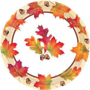 Тарелки Осень