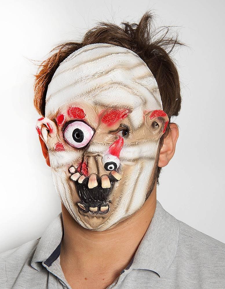 маски на лицо хэллоуин получить