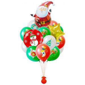Новогодние шары и аксессуары
