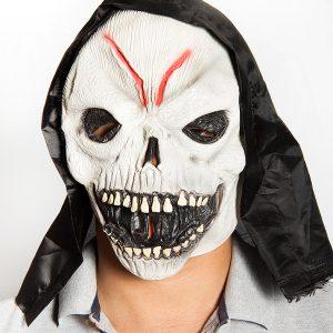 Маски, парики, перчатки на Хеллоуин