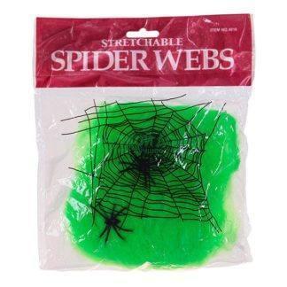 Паутина зеленая