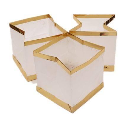 Комплект Водных фонариков Куб, 10 штук