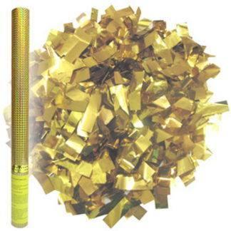 Пневмохлопушка Золотое конфетти, 60см