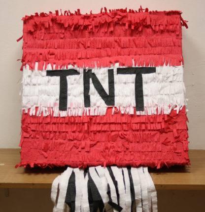 "Пиньята майнкрафт ""Minecraft TNT"""