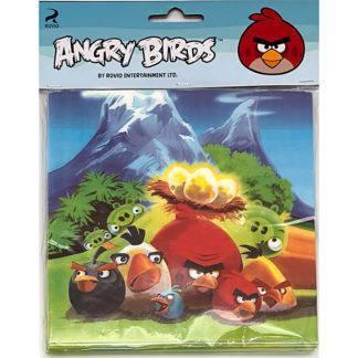 Салфетки Angry Birds 20шт, 33см