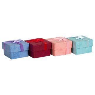 Коробка подарочная, Нежность, 4*4*3см