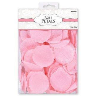 Лепестки Свадебные нежно-розовые, 300 шт.