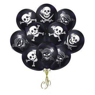 Облако шаров «Пираты», 15 штук