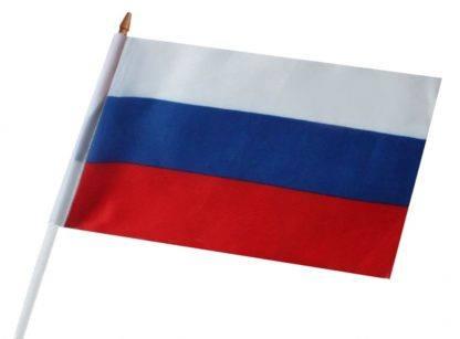 Флаг Россия 30х50см