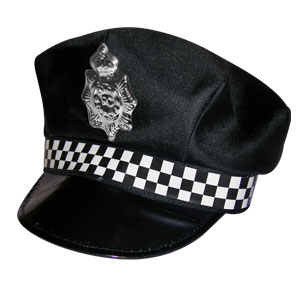 Карнавальная Фуражка полицейского