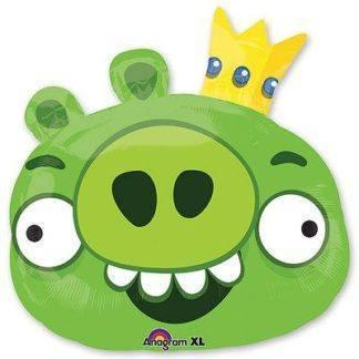 Фольгированный шар, Angry Birds Король Свиней