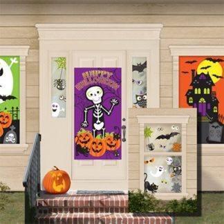 Декор-комплект Забавный Хэллоуин