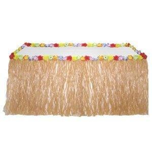 Юбка для стола гавайская 274см х 74см