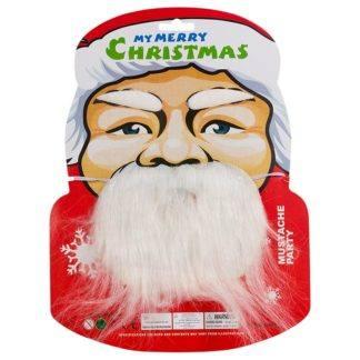 Набор Санта (борода, брови)