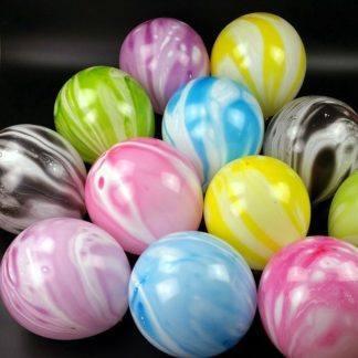 Воздушные шары многоцвет (Микс), 50шт, 30 см