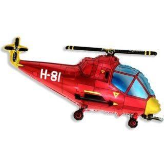 Фольгированный шар Вертолет 57см X 96см