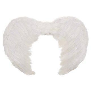 Крылья Ангела, Белые, 55см