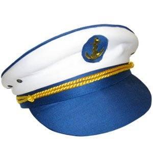 Карнавальная Фуражка капитана