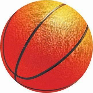 Баннер-комплект Баскетбол, 12 штук