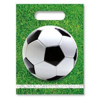 Пакеты Футбол, газон, 6 штук