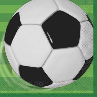 Салфетки Фанаты Футбола, 20 штук