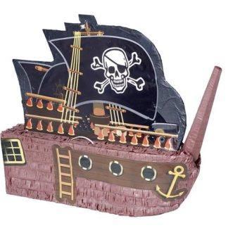 Пиньята Пиратский корабль мини