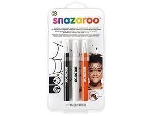 Аквагрим ручка HWN Хэллоуин 3цвета х2мл/Sn