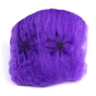 Паутина фиолетовая
