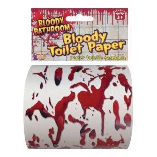 Туалетная бумага Кровавая