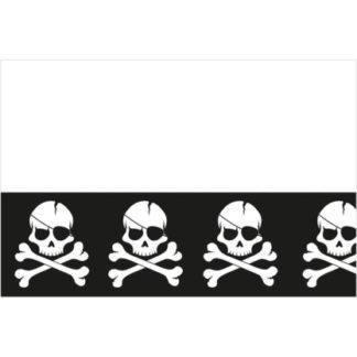 Скатерть Череп пирата