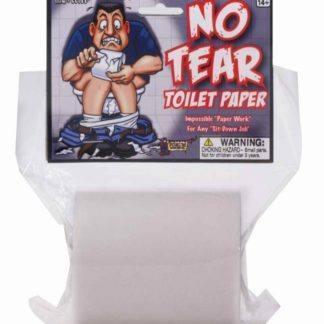 Не отрывающаяся туалетная бумага