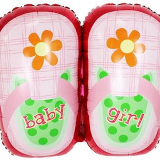 шар Туфельки для девочки
