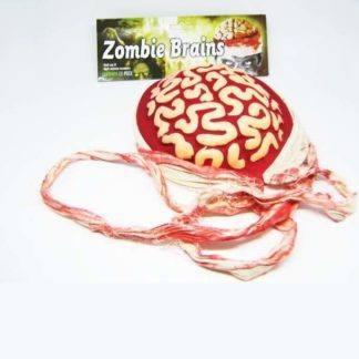 Парик Мозги Зомби