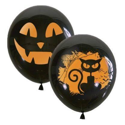 Набор шаров Хэллоуин