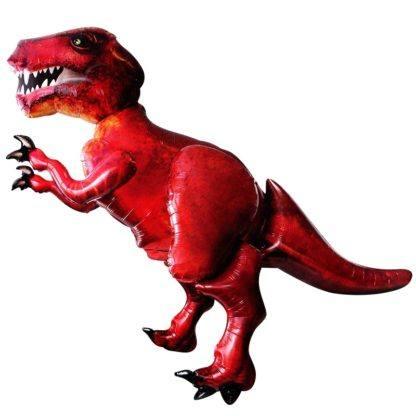 Шар ходячий Динозавр, Красный