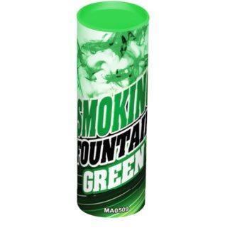 Дым зеленый 30 сек. h -115 мм