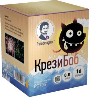 Фейерверк КрезиБоб