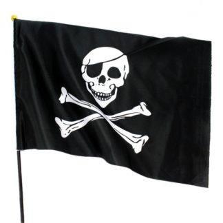 Флаг пирата 40*60 см
