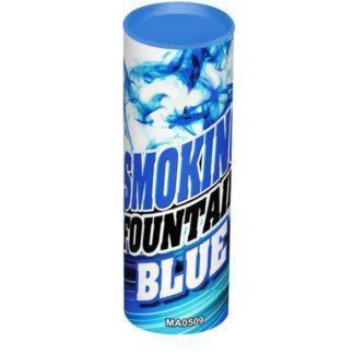 Дым голубой 30 сек. h -115 мм