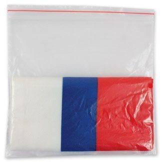 Флаг триколор, большой без древка, 90х140см