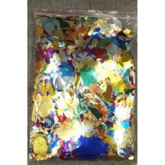 Конфетти Голуби 4 см фольга 100гр