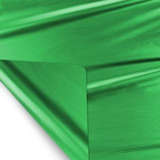 Упаковочная пленка Полисилк (1 x 50 м), Зелёный