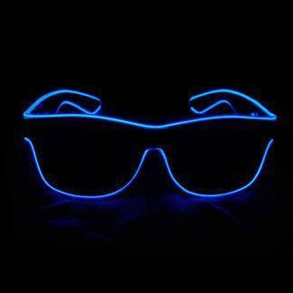 Очки с подсветкой Blue