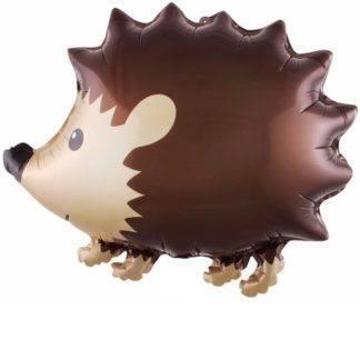 Фольгированный шар Лесной ёжик, 56 см