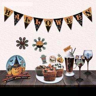 "Набор для проведения Хеллоуина ""Halloween party"""
