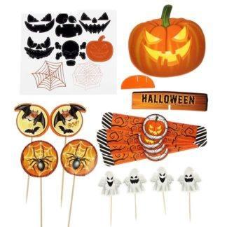 """Набор для проведения Хеллоуина """"Boo"""""""